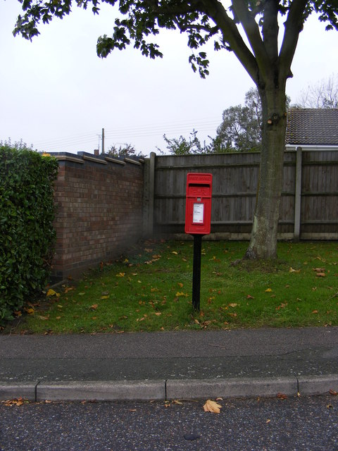 Bramfield Road Postbox