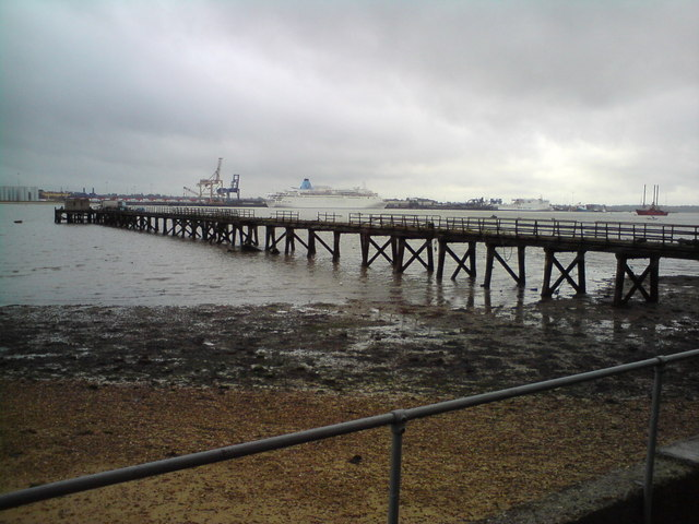 Shotley Jetty