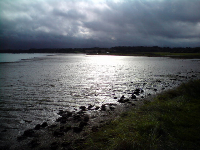 River Orwell Mudflats