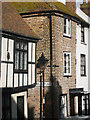 TQ8209 : Houses on All Saints' Street by Oast House Archive