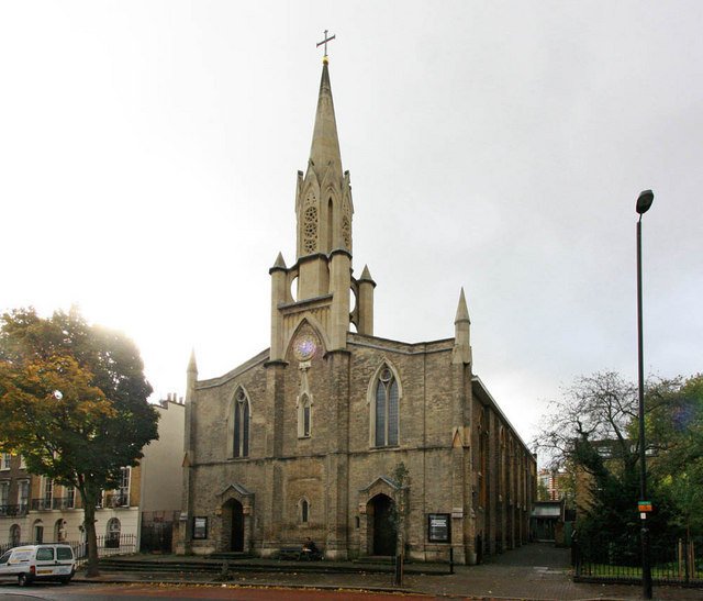 St Stephen, Canonbury Road, London N1
