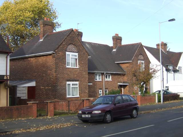 Council Housing - Vicarage Road
