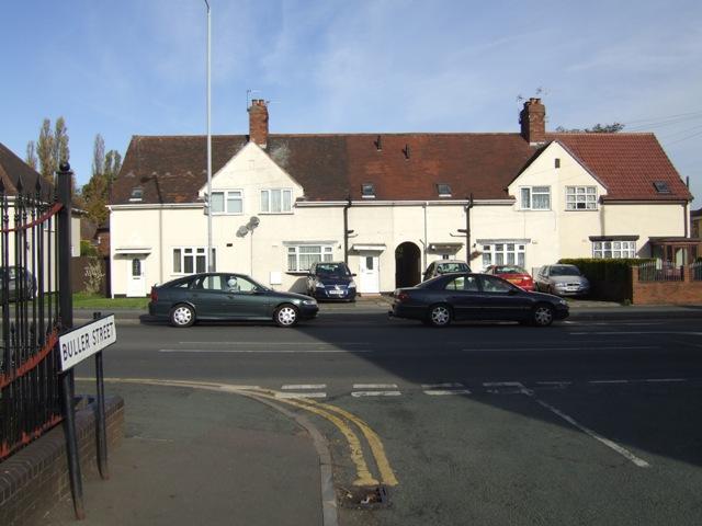 Council Housing - Parkfield Road