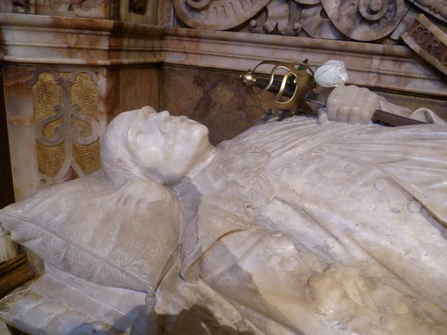 Marquis of Argyll effigy, St. Giles