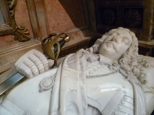 Marquis of Montrose effigy, St. Giles