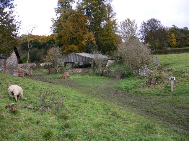 Outbuildings at Bagden Farm