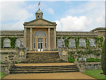 ST9769 : Bowood - The Orangery by Trevor Rickard