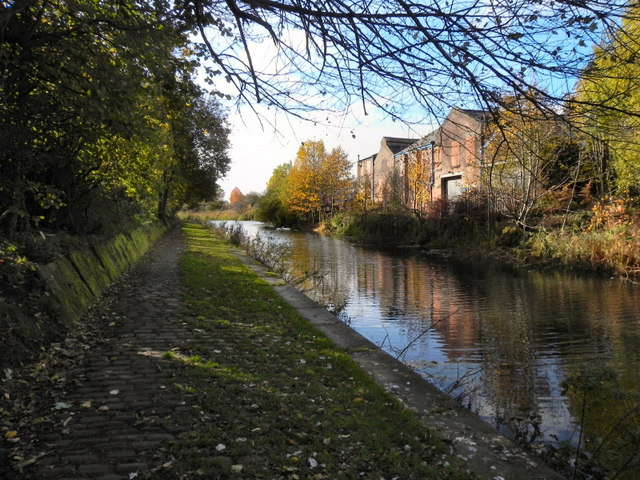 Bury And Bolton Canal