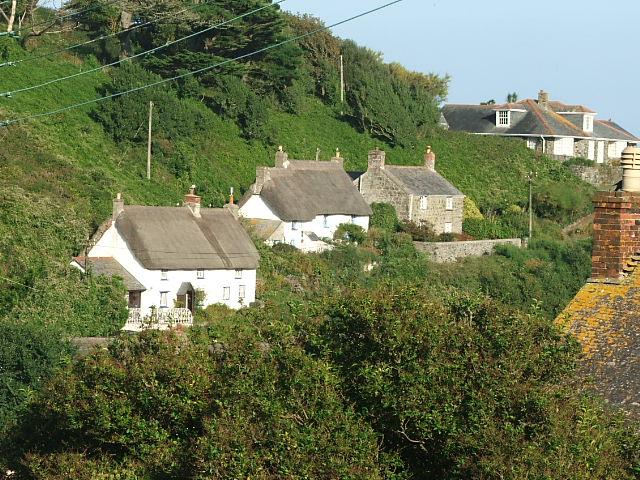 Cottages Cornwall Near Beach