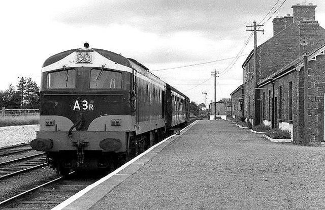 Loughrea Station 3 169 Albert Bridge Cc By Sa 2 0