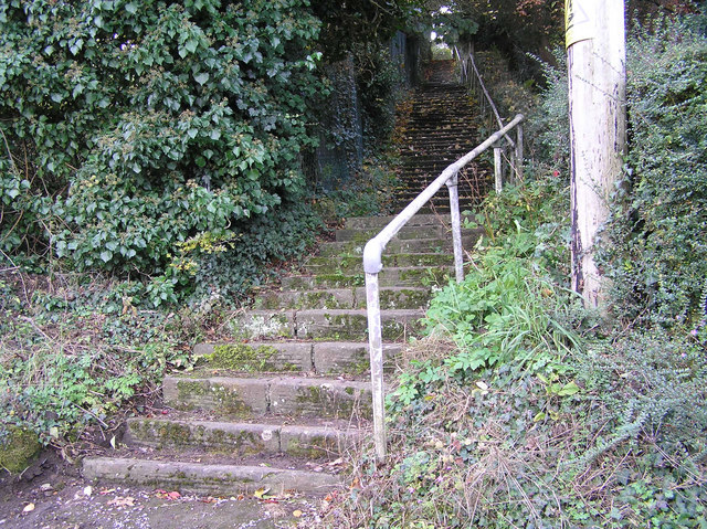 Mystery of the Steps at Dundry