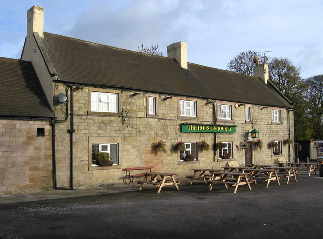 Wessington - The Horse & Jockey