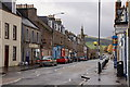 NT3336 : Innerleithen High Street by Jim Barton
