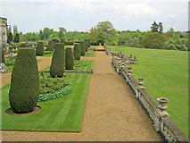 ST9769 : The terraced gardens at Bowood by Trevor Rickard