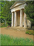 ST9770 : The Doric Temple by Trevor Rickard