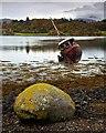 NM9433 : Loch Etive Wreck : Week 44
