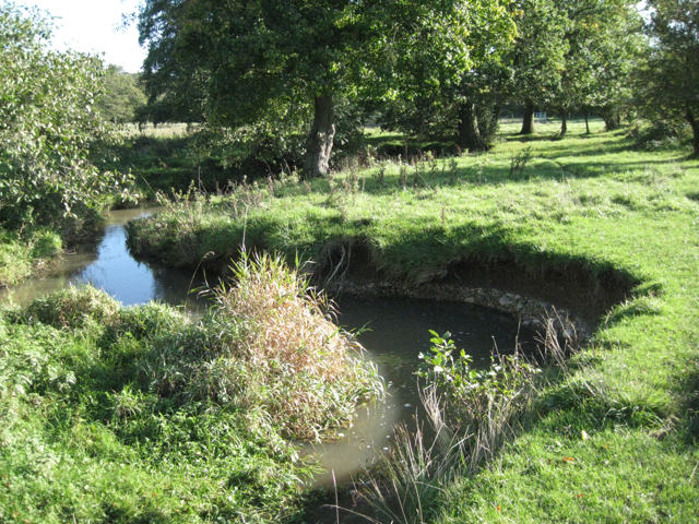 Tapster Brook near South Rookery