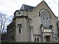 ST7466 : Kingswood School Chapel by Virginia Knight