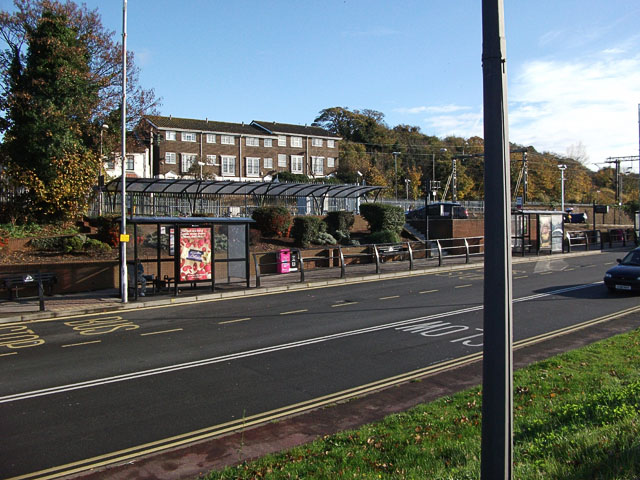 Bus Stops near Benfleet  Station