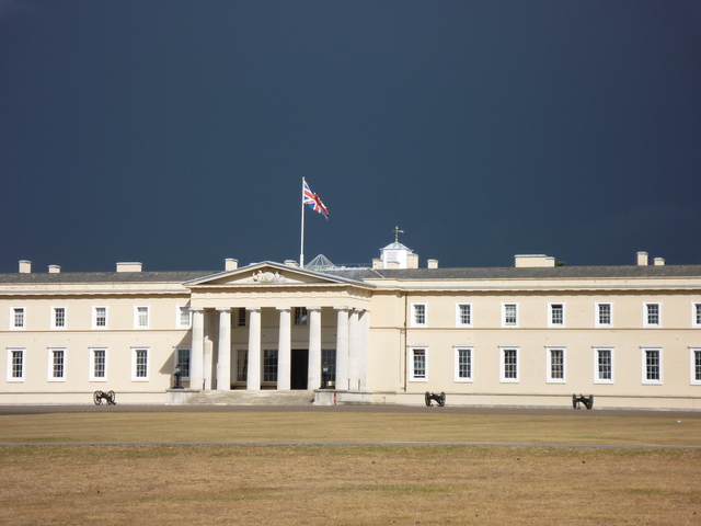 Old College at the Royal Military Academy, Sandhurst