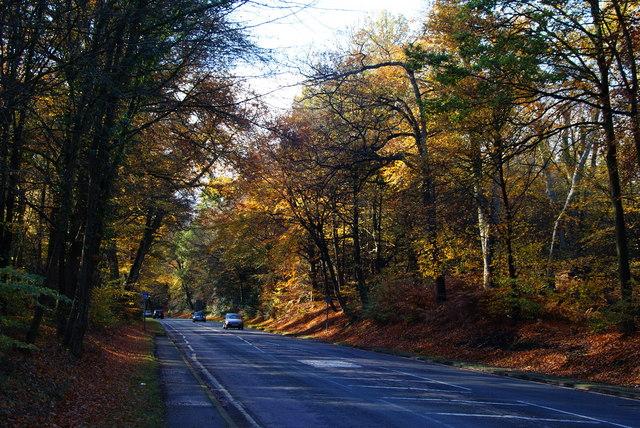 A104 road (England)
