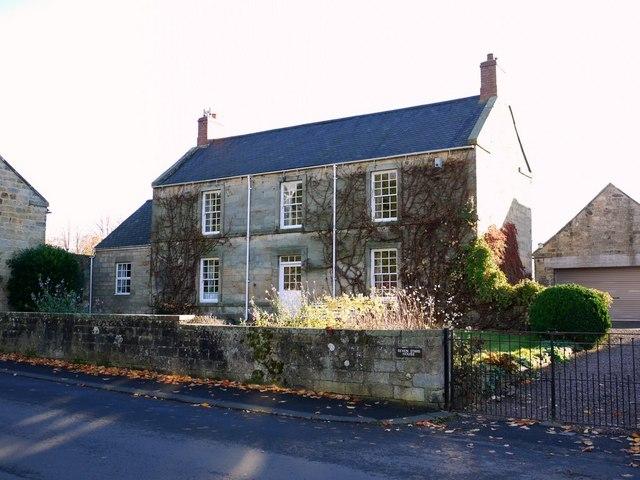 Seven Stars House, Whalton