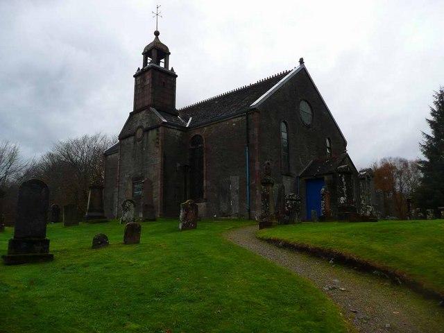 Strachur & Strathlachlan Parish Church