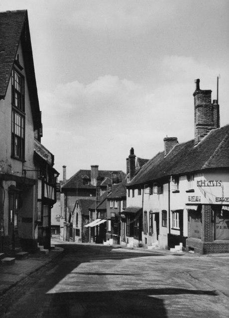 High Street, Petworth