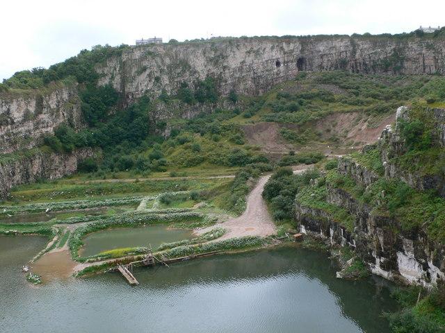 Llanddulas Quarry Eirian Evans Cc By Sa 2 0 Geograph
