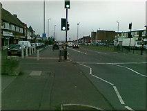 SP0593 : Walsall Road, Hamstead by Alex McGregor