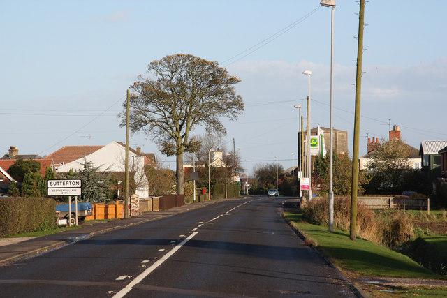 Spalding Road