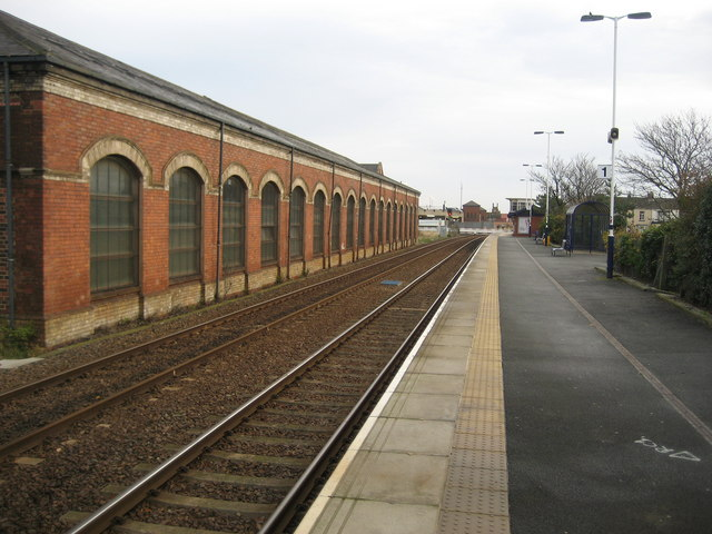 Photo of Central railway station, Redcar