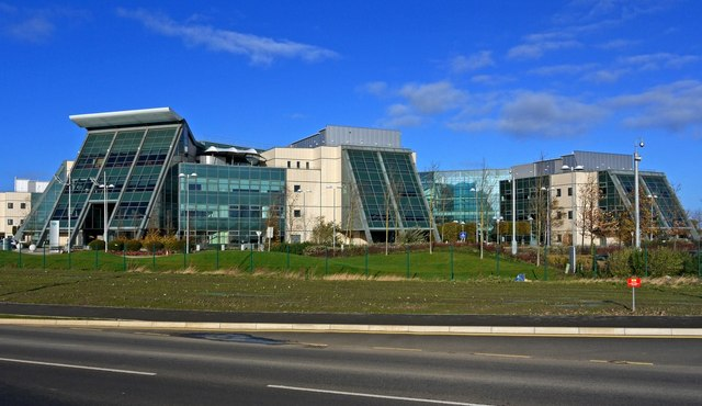 Sage Headquarters Newcastle Great Park 169 Andrew Curtis Cc