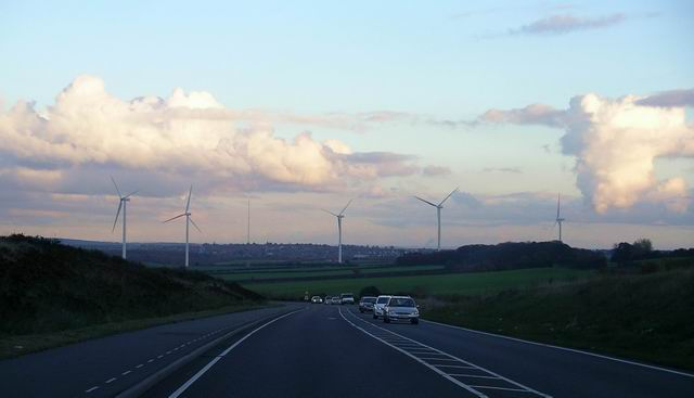 Lindhurst wind farm