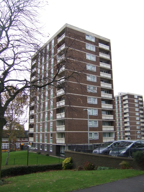 Council Housing - Lane Court