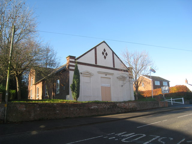 Binbrook Village Hall