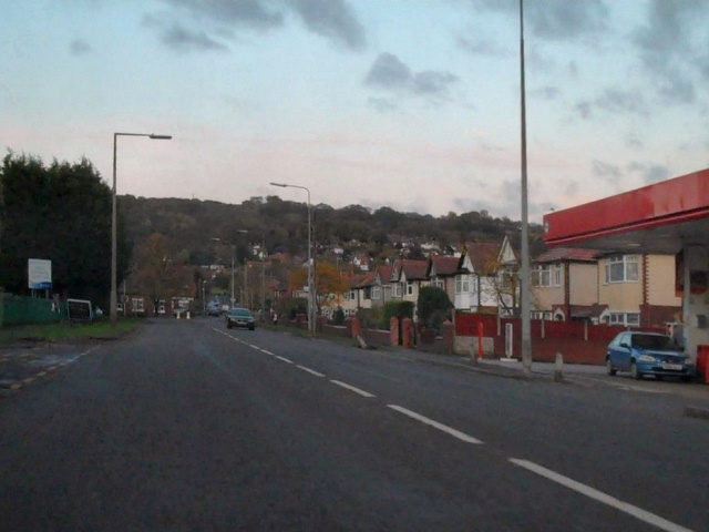 A56 road (Great Britain)