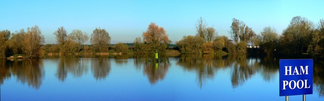 Ham Pool, South Cerney