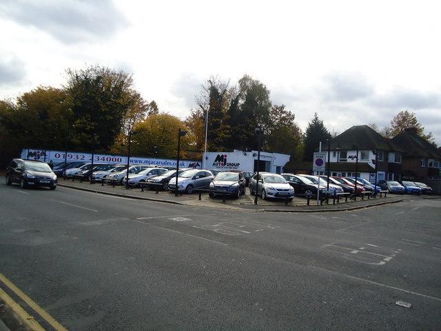 Walton Car Sales Hertford