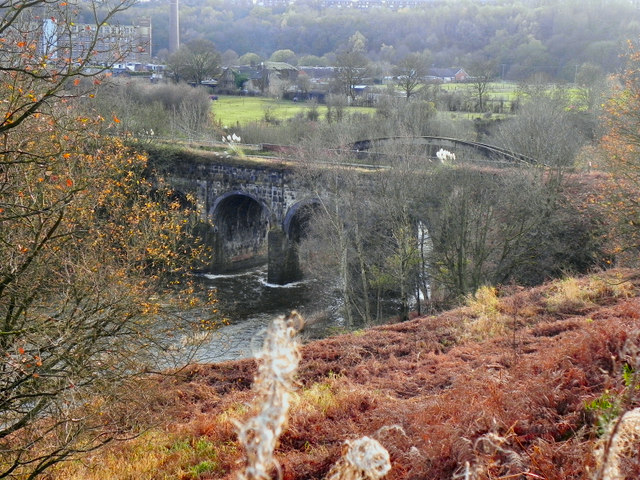 Prestolee Aqueduct