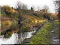 SD7506 : Manchester, Bolton & Bury Canal; Nob End by David Dixon