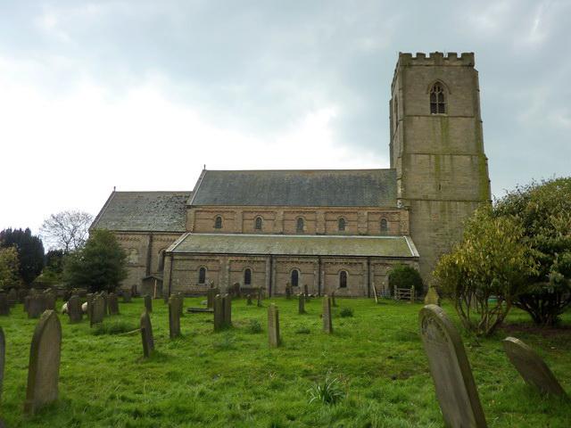 All Saints Church, Spofforth