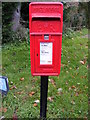 TM4077 : Orchard Valley Postbox by Adrian Cable