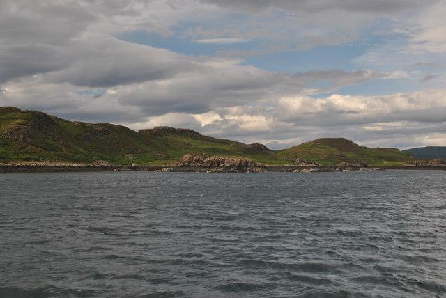 Gometra Harbour