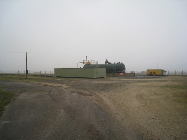 Oil Well on Horncastle Lane
