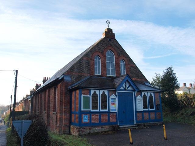 Cross-In-Hand Methodist Church