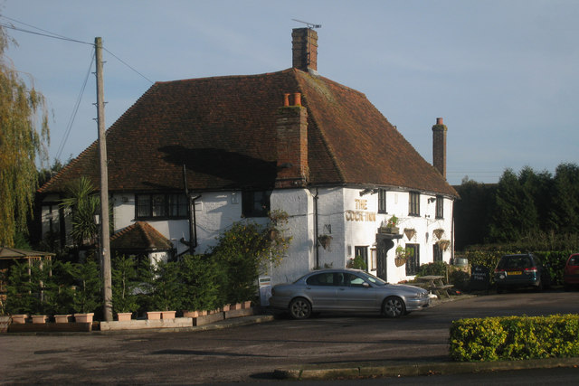 The Cock Inn, Boughton Monchelsea
