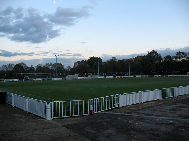 Bromley FC pitch