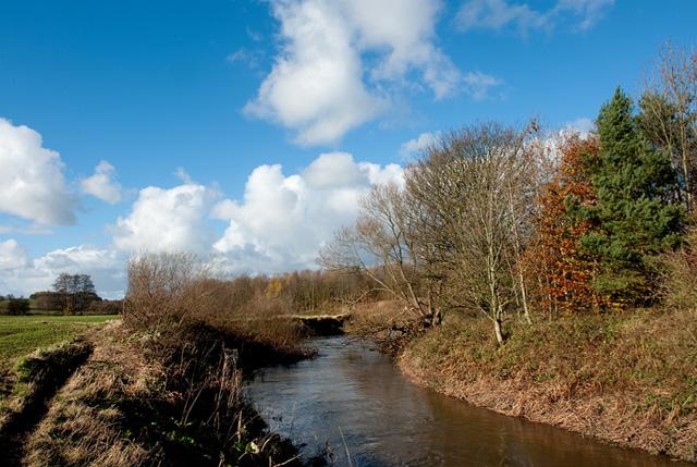 River Douglas at Apply Bridge