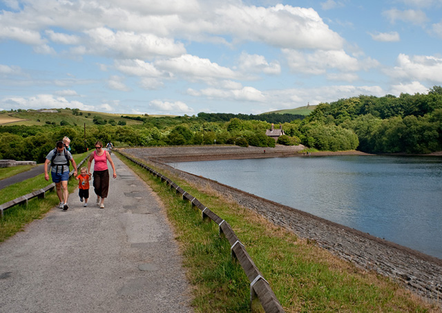 Roddlesworth Reservoir